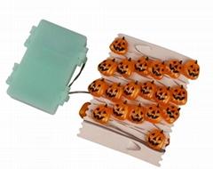 Halloween Costume Party Decorations Lantern Pumpkin String Lights