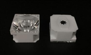 Narrow Beam LED lens for 3535LED Size Standard AYS216D10G  2