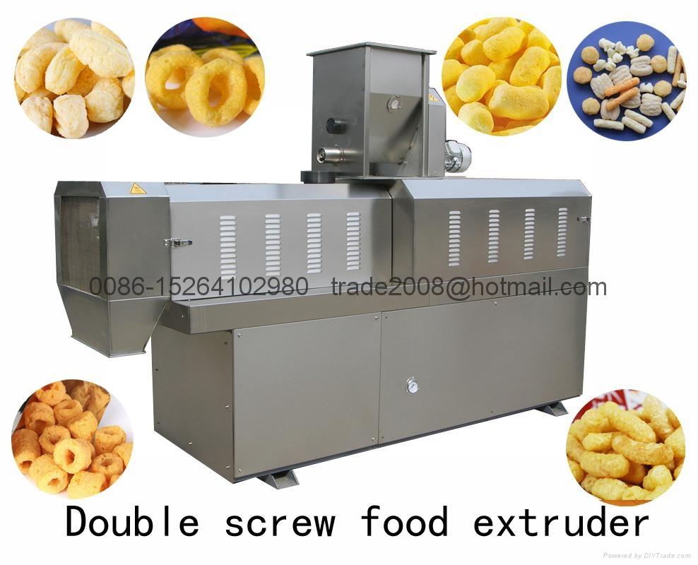 能量棒、糙米卷食品加工设备 2