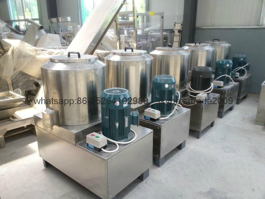 膨化营养米粉加工设备 6