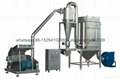 Nutritional grain power processing plant/machine