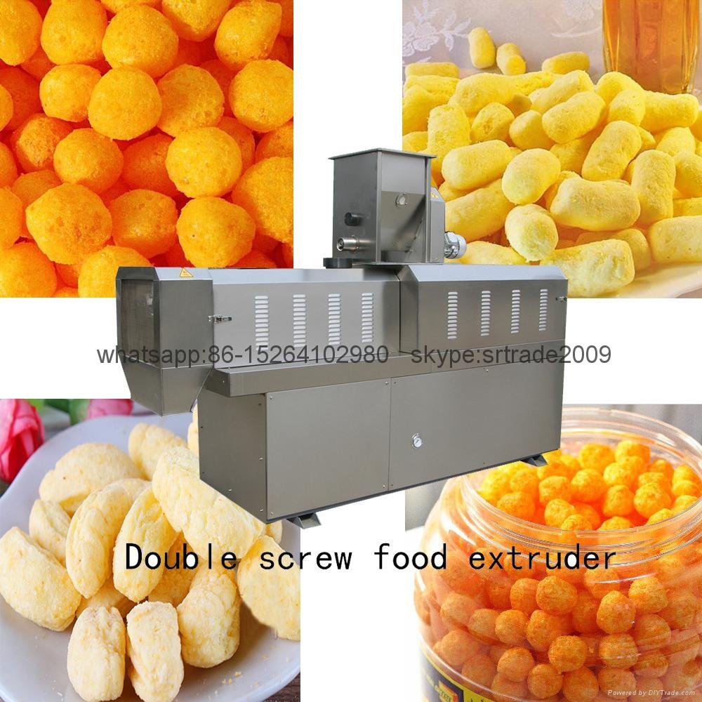 食品膨化機、 多功能膨化機 3