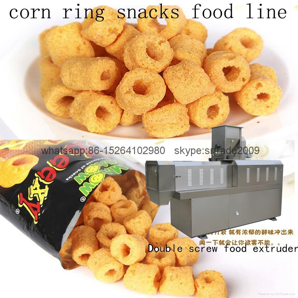 早餐谷物休闲食品生产线 2