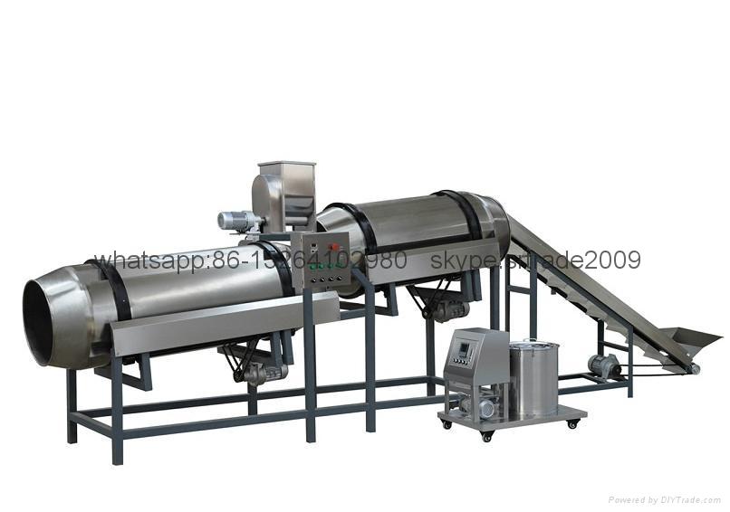 鯰魚飼料加工設備出口朝鮮 4