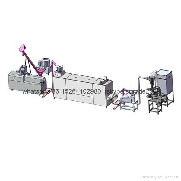 Baby food processing line/Baby rice powder machin 3
