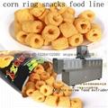 膨化玉米食品加工機械 6