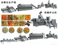 米果、夹心食品生产线夹心糖果生产线
