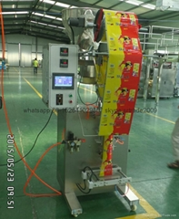 Full Automatic Vertical Puffed snacks Packaging Machine