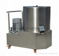 China floating Fish feed pelleting making processing extruder machine line plant 4