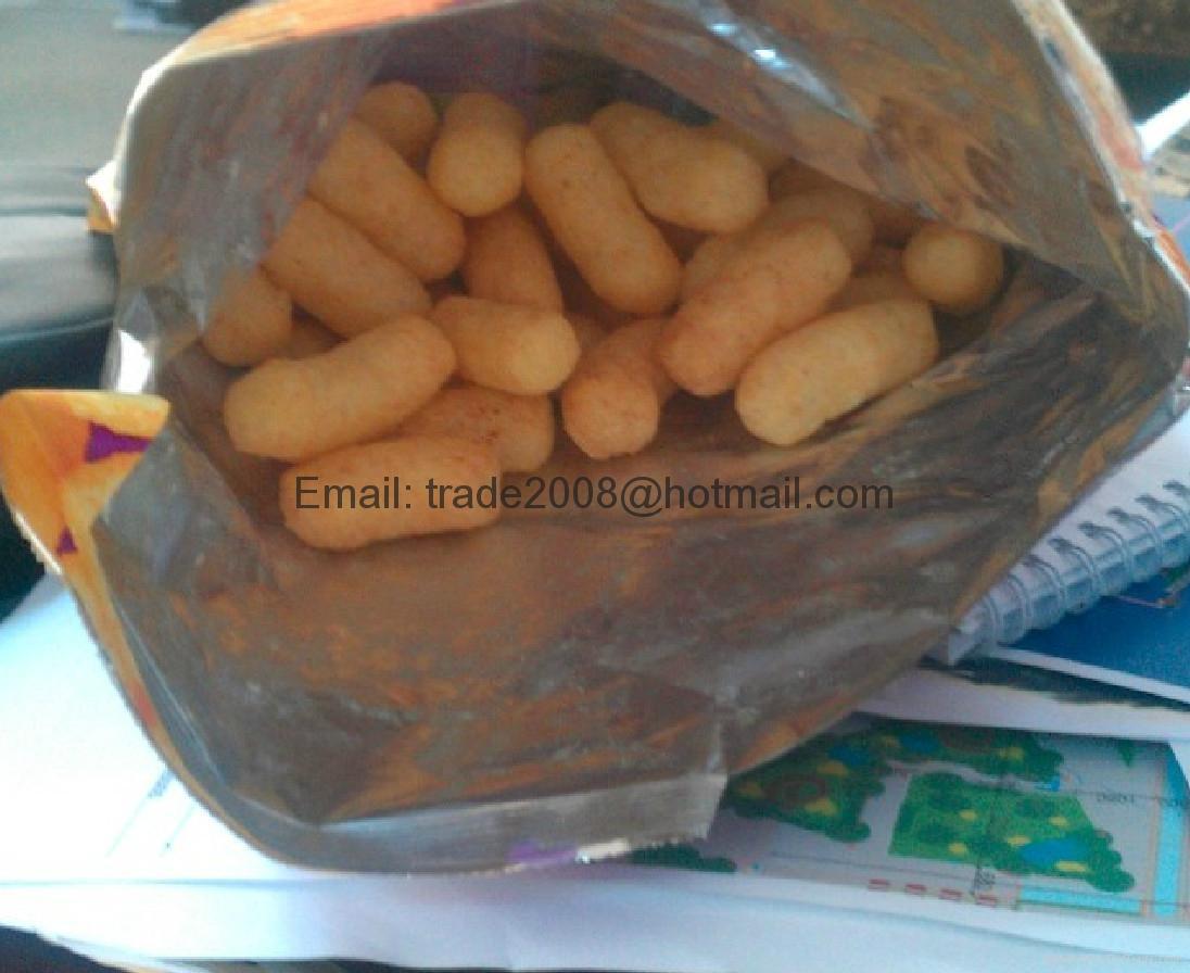 膨化玉米棒加工設備價格 10