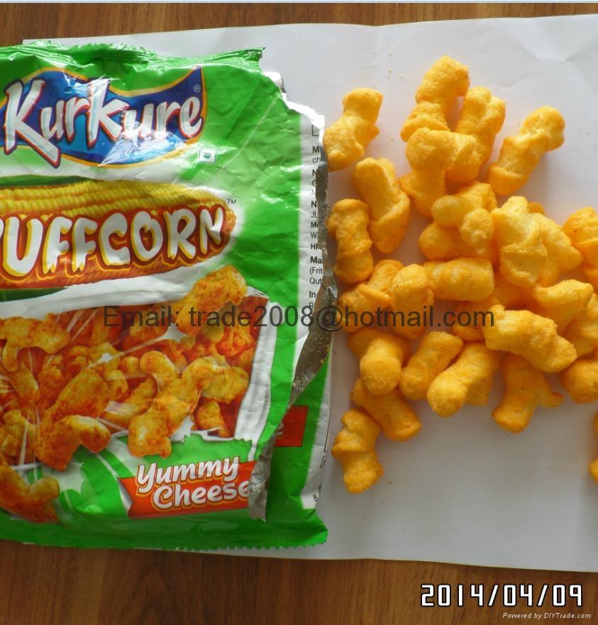 膨化玉米棒加工設備價格 8