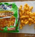 Puffed corn Snacks food making  line machine 7