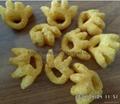 Puffed corn Snacks food making  line machine