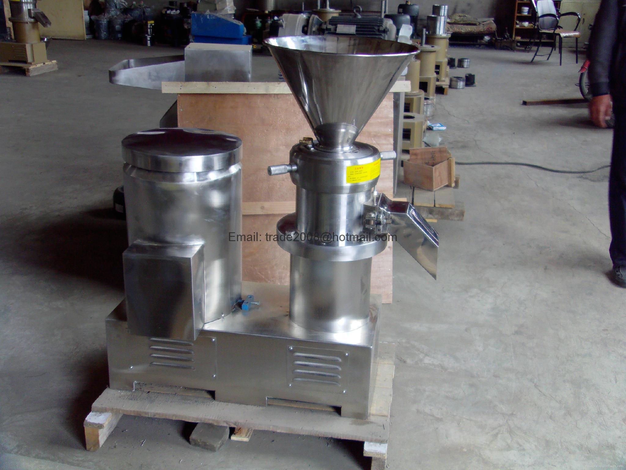 Long working life chicken/duck/cattle/pig bone mud making machine 3