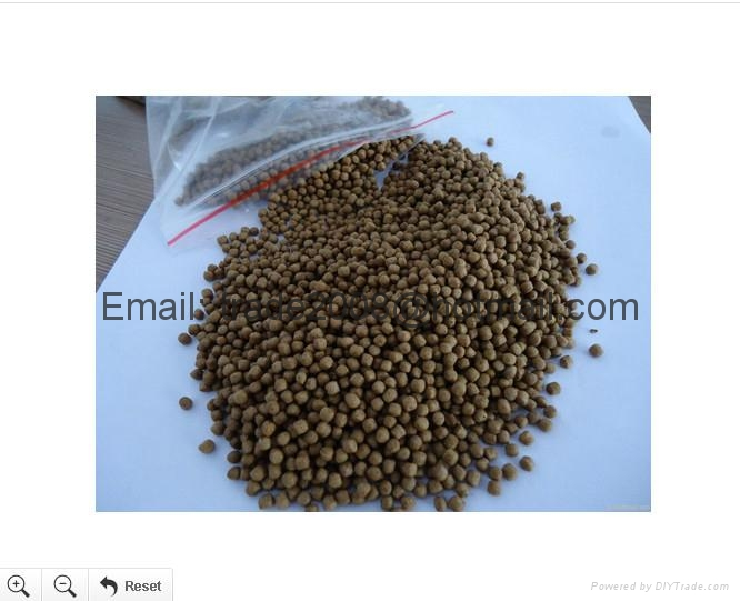 Fish Food Pellet Extruder plant 8