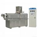 Pet food pellet processing machinery 2