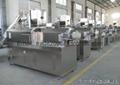 Pet cat food pellet processing  extruder dog food extrusion machine 3