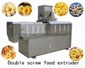 cheese ball 膨化食品生产设备 2