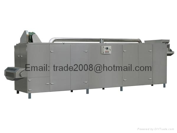 Core Filling Snack Food extruder Machine 4