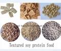 膨化大豆蛋白食品加工設備 14