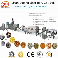 Cheese ball processing line machine