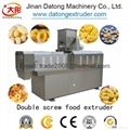 Puffed Maize snacks food extruder