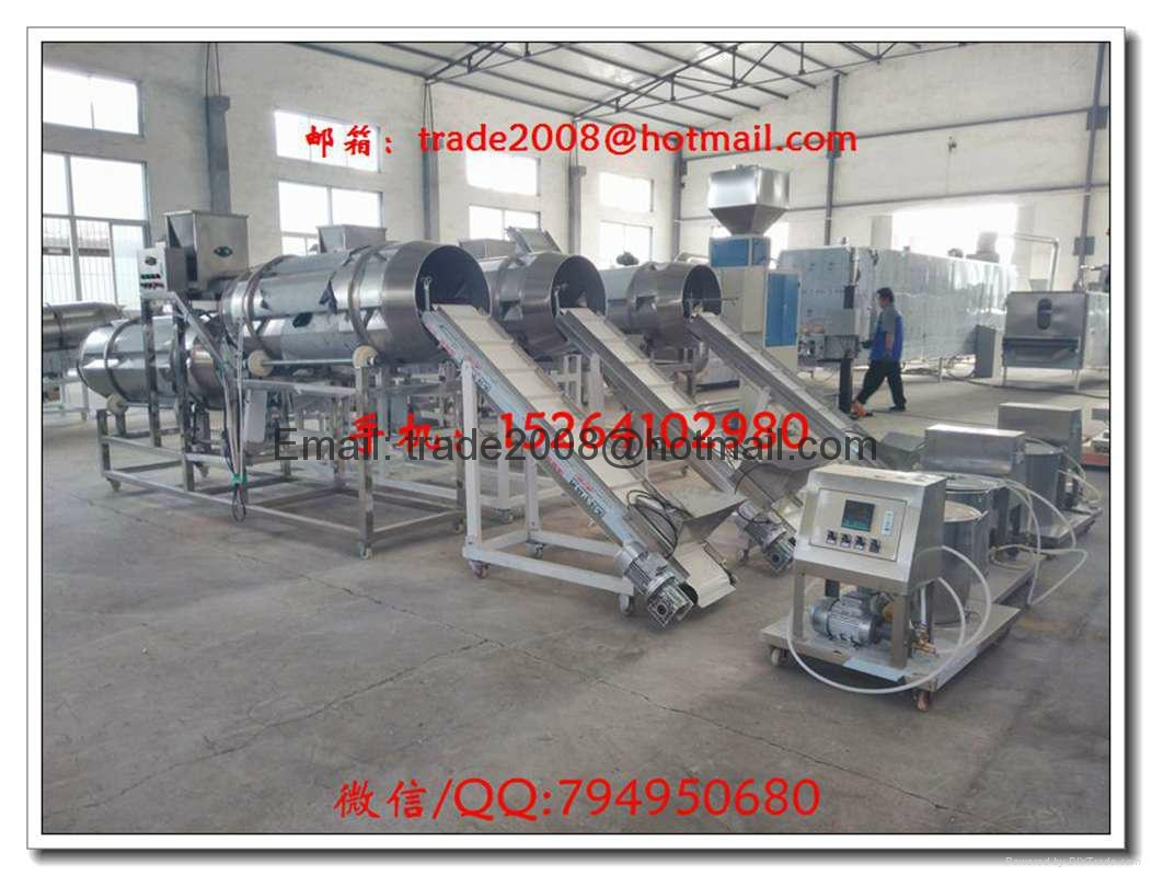 Floating Cat fish Feed Pellet Extruder food processing machine plant equipment  7