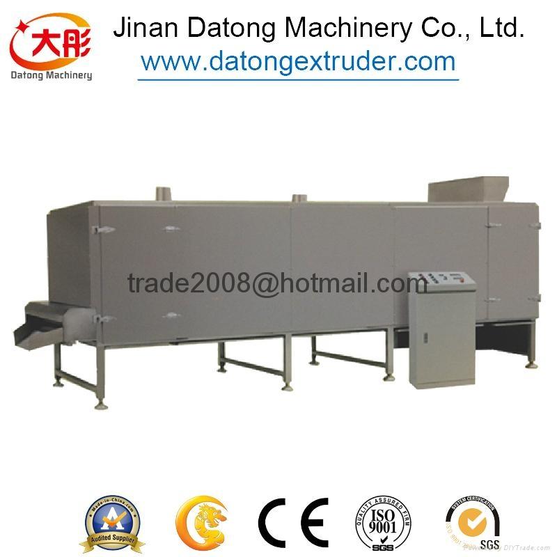 膨化玉米棒設備 玉米膨化食品機械_膨化食品生產線 3