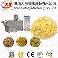 cheese ball 膨化食品生产设备 12