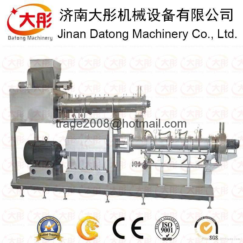 湿法膨化饲料加工设备 4
