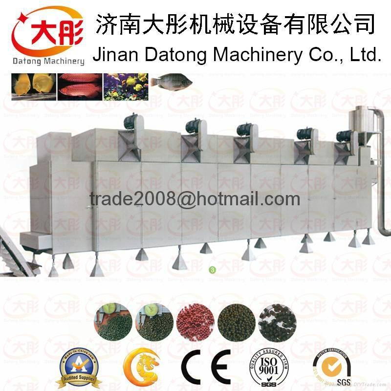 湿法膨化饲料加工设备 11