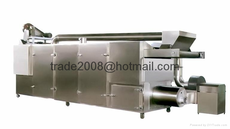Twin screw extruder prices corn chips food making puff snack foodpellet machine 10