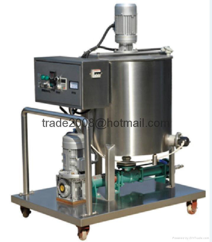糙米卷、米果卷生产设备 6