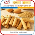 Crispy snacks food making equipment