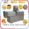 cheese ball 膨化食品生产设备 1