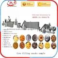 Puffed Maize snacks food extruder