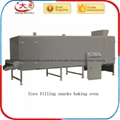 Bread chips making machine