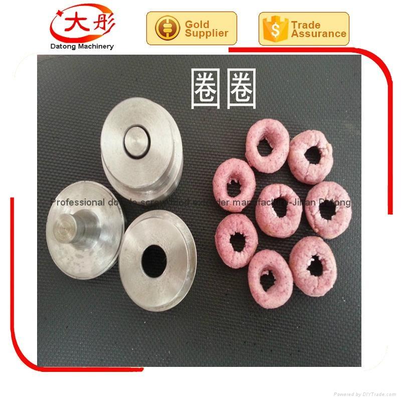 膨化食品加工設備 15