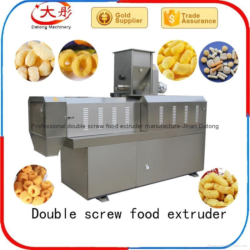 供应膨化夹心食品生产设备 1