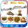 Pet food making equipment line