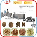 Pet cat food pellet processing  extruder dog food extrusion machine