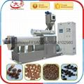 Pet food pellet processing machinery
