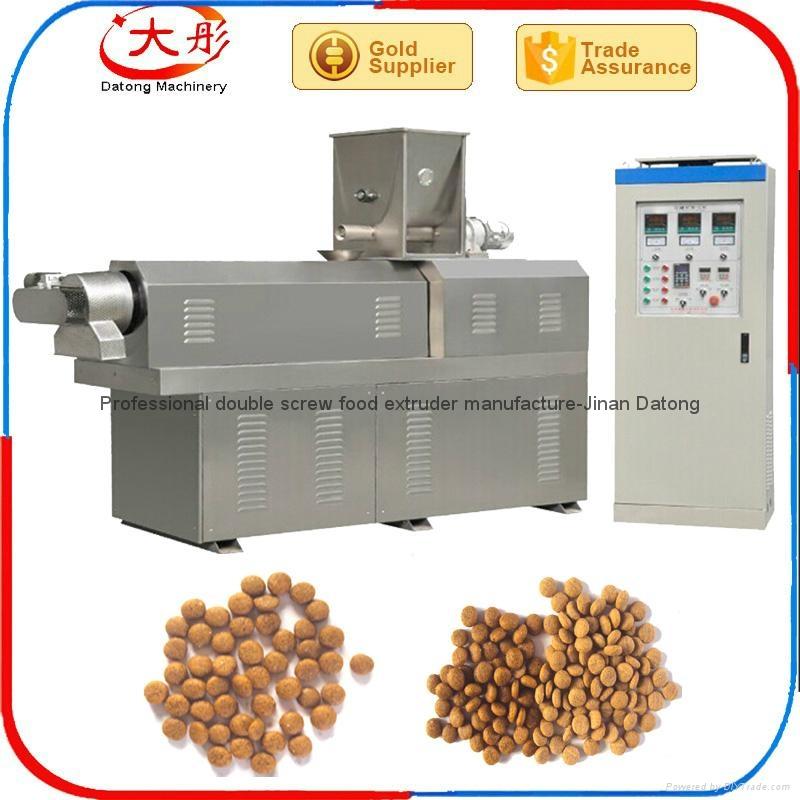 寵物食品生產線、狗糧生產設備、狗糧機 2