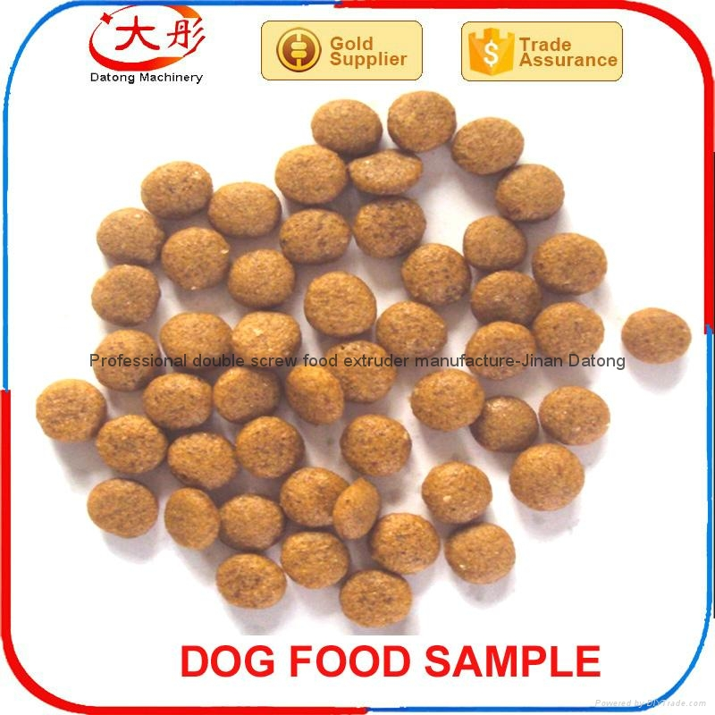 500kg/h 宠物食品生产线 3