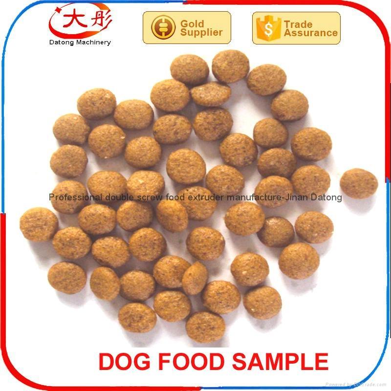 500kg/h 寵物食品生產線 3