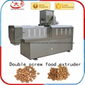 Dog food extruder machine/plant/processing line 2