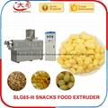 Corn snacks food making extruder
