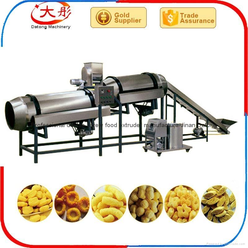 Corn Snacks Food Extruder Machine - SLG (China Manufacturer) - Food