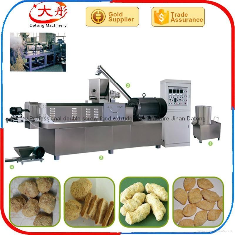 大豆拉丝蛋白生产设备 3