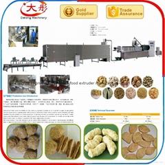 膨化大豆蛋白食品加工設備